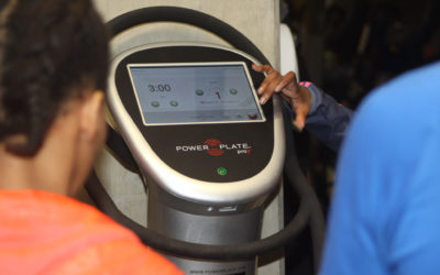 Power Plate's diversity provides the key to athletes